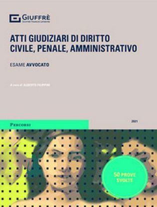 Immagine di Atti Giudiziari di Diritto Civile, Penale, Amministrativo