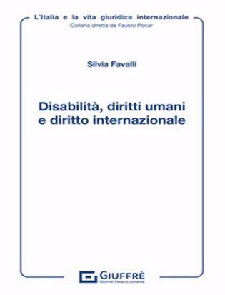 Immagine di Disabilità, diritti umani e diritto internazionale