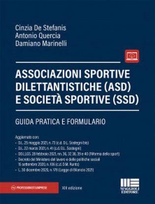 Immagine di Associazioni sportive dilettantistiche (ASD) e Società sportive (SSD)