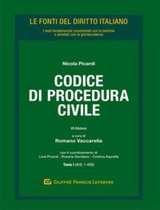 Immagine di Codice di procedura civile: Tomo I (artt. 1-408)-Tomo II (artt. 409-840-sexiesdecies)