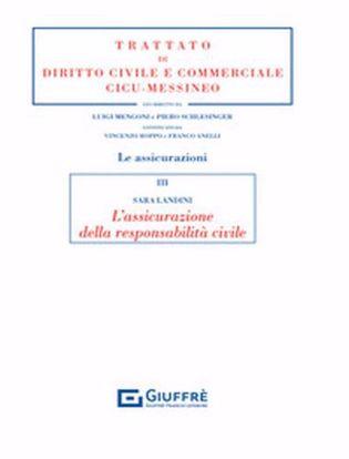 Immagine di L' assicurazione della responsabilità civile