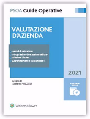 Immagine di Valutazione d'azienda. Con CD-ROM