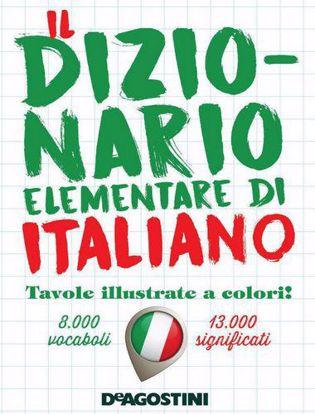 Immagine di Il dizionario elementare di italiano