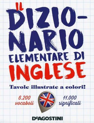 Immagine di Il dizionario elementare di inglese