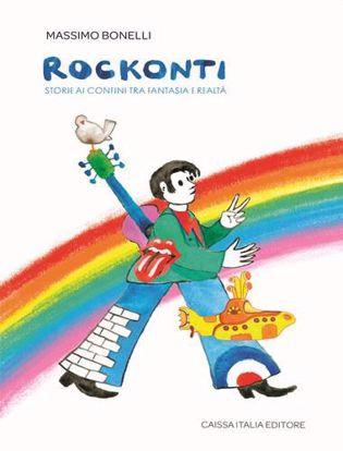 Immagine di Rockonti. Storie ai confini tra fantasia e realtà