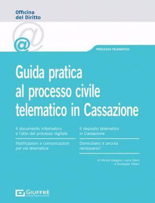 Immagine di Guida pratica al processo civile telematico in cassazione