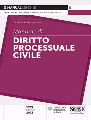 Immagine di Manuale di Diritto Processuale Civile