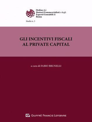 Immagine di Incentivi fiscali al private capital