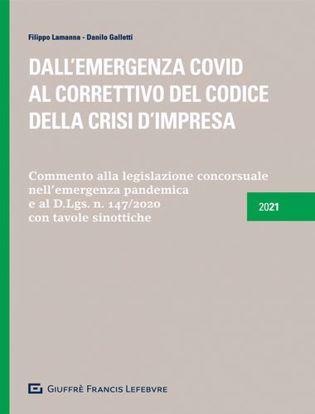 Immagine di Dall'emergenza Covid al correttivo del codice della crisi d'impresa