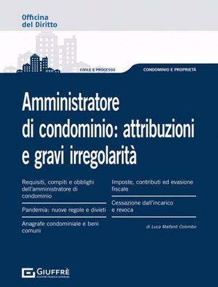 Immagine di Amministratore di condominio: attribuzioni e gravi irregolarità
