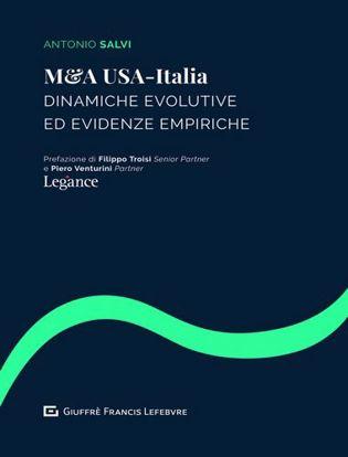 Immagine di M&A Usa-Italia. Dinamiche evolutive ed evidenze empiriche