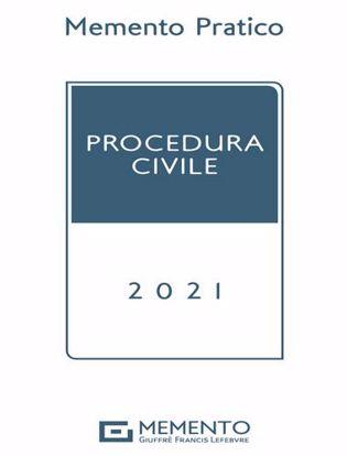 Immagine di Memento procedura civile 2021