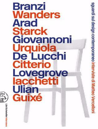 Immagine di Sguardi sul design contemporaneo. Interviste di Matteo Vercelloni