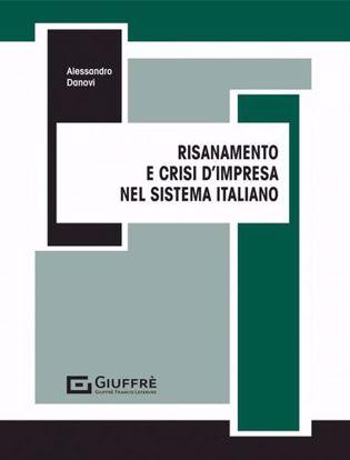 Immagine di Risanamento e crisi d'impresa nel sistema italiano