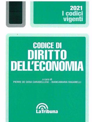 Immagine di Codice di Diritto dell'Economia