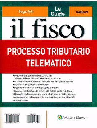 Immagine di Processo tributario telematico