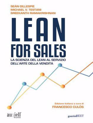 Immagine di Lean for sales. La scienza del lean al servizio dell'arte della vendita