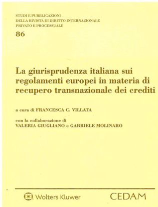Immagine di La giurisprudenza italiana sui regolamenti europei in materia di recupero transnazionale dei crediti