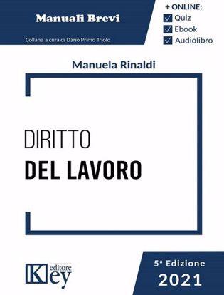 Immagine di Diritto del lavoro. Con audiolibro. Con e-book