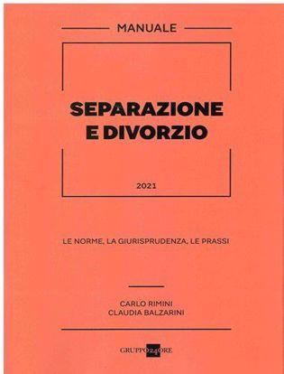 Immagine di Separazione e divorzio