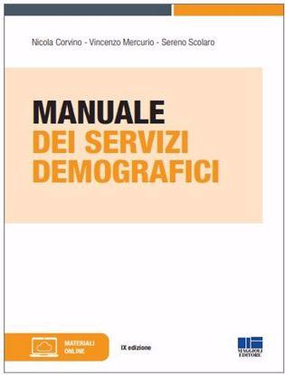 Immagine di Manuale dei servizi demografici