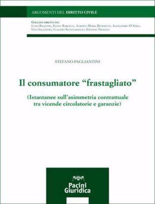 """Immagine di Il consumatore """"frastagliato"""". (Istantanee sull'asimmetria contrattuale tra vicende circolatorie e garanzie)"""