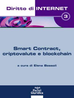 Immagine di Smart Contract, criptovalute e blockchain