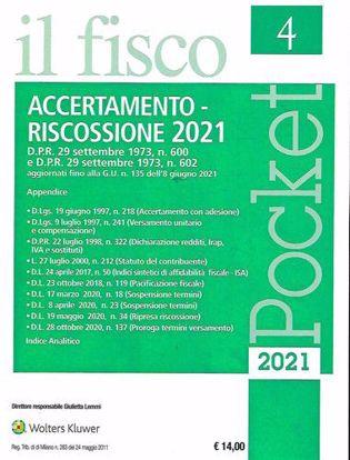 Immagine di Accertamento e riscossione 2021 - Pocket il fisco