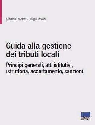 Immagine di Guida alla gestione dei tributi locali
