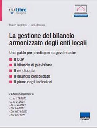 Immagine di La gestione del bilancio armonizzato degli enti locali