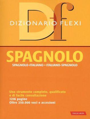 Immagine di Dizionario flexi. Spagnolo-italiano, italiano-spagnolo