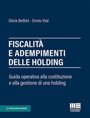 Immagine di Fiscalità e adempimenti delle holding