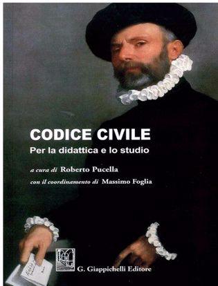 Immagine di Codice Civile. Per la didattica e lo studio