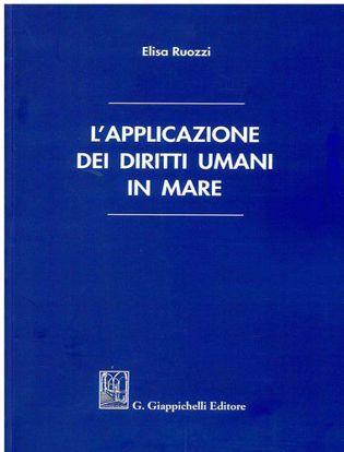 Immagine di L' applicazione dei diritti umani in mare