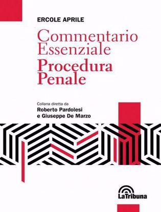 Immagine di Commentario essenziale. Procedura penale