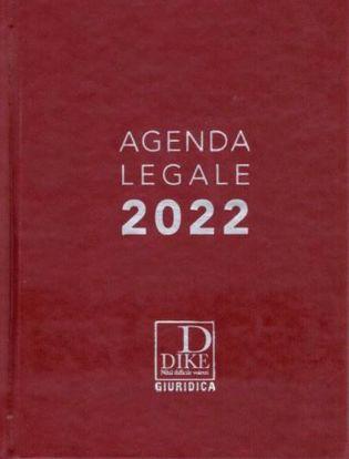 Immagine di Agenda legale 2022 (Bordeaux)