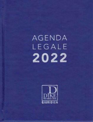 Immagine di Agenda legale 2022 (Blu)