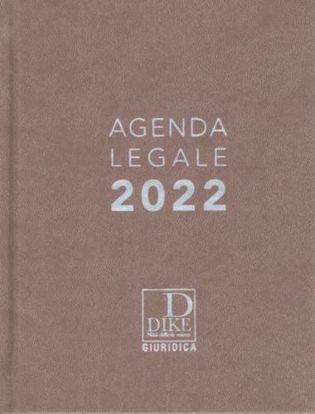 Immagine di Agenda legale 2022 (Tortora)