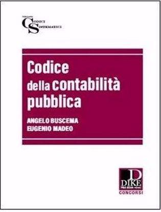 Immagine di Codice della contabilità pubblica