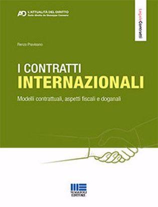 Immagine di I contratti internazionali
