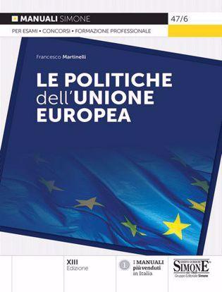 Immagine di Le politiche dell'Unione Europea