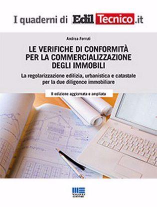 Immagine di Le verifiche di conformità per la commercializzazione degli immobili