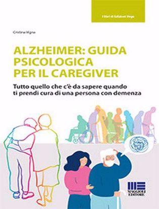 Immagine di Alzheimer: guida psicologica per il caregiver