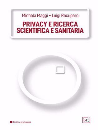 Immagine di Privacy e ricerca scientifica e sanitaria
