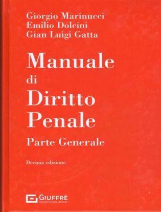 Immagine di Manuale di Diritto Penale P.G.