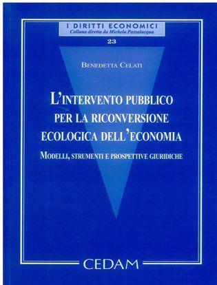 Immagine di L' intervento pubblico per la riconversione ecologica dell'economia