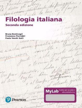 Immagine di Filologia italiana. Ediz. MyLab