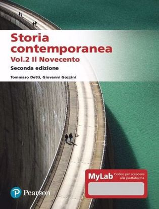 Immagine di Storia contemporanea. Ediz. MyLab. Vol. 2: Novecento; Il.
