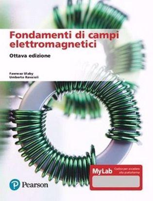 Immagine di Fondamenti di campi elettromagnetici. Ediz. MyLab