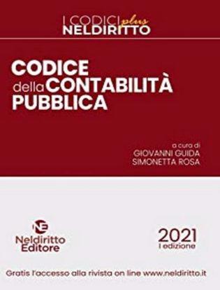 Immagine di Codice della Contabilità Pubblica 2021